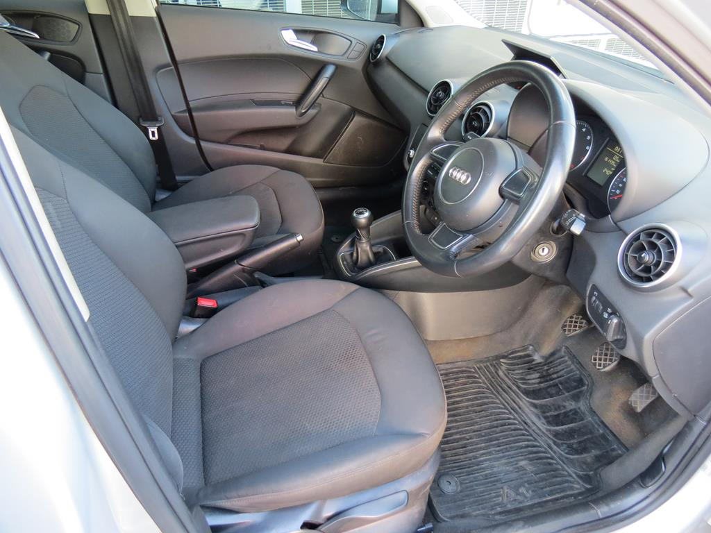 2012 Audi A1 Sportback A1 SPORTBACK 1.4T FSi AMB S TRON
