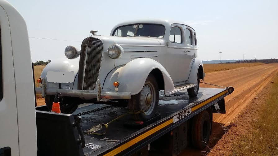 Classic Chev & other Classic Car Transport