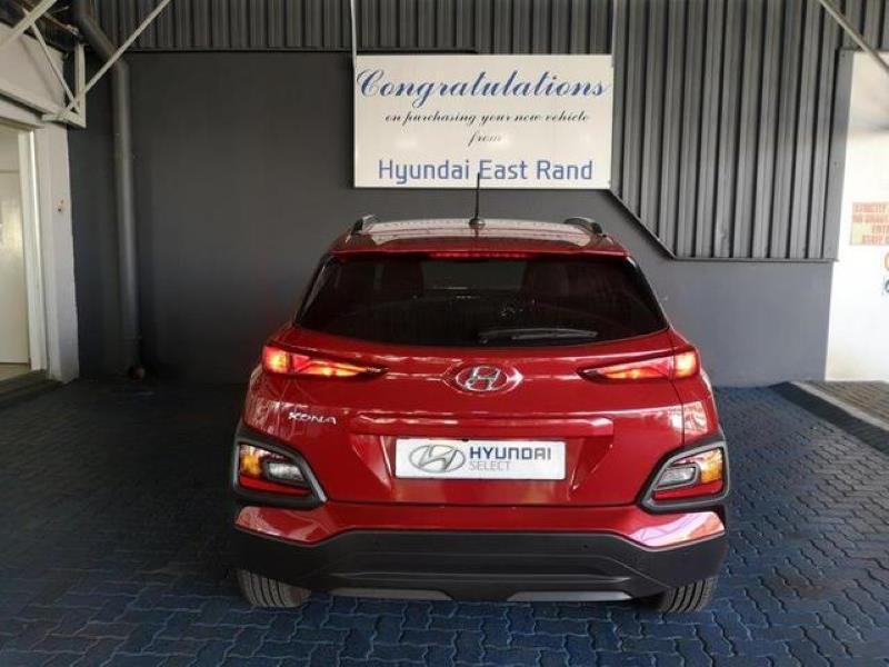 2019 Hyundai Kona KONA 1.0TGDI EXECUTIVE