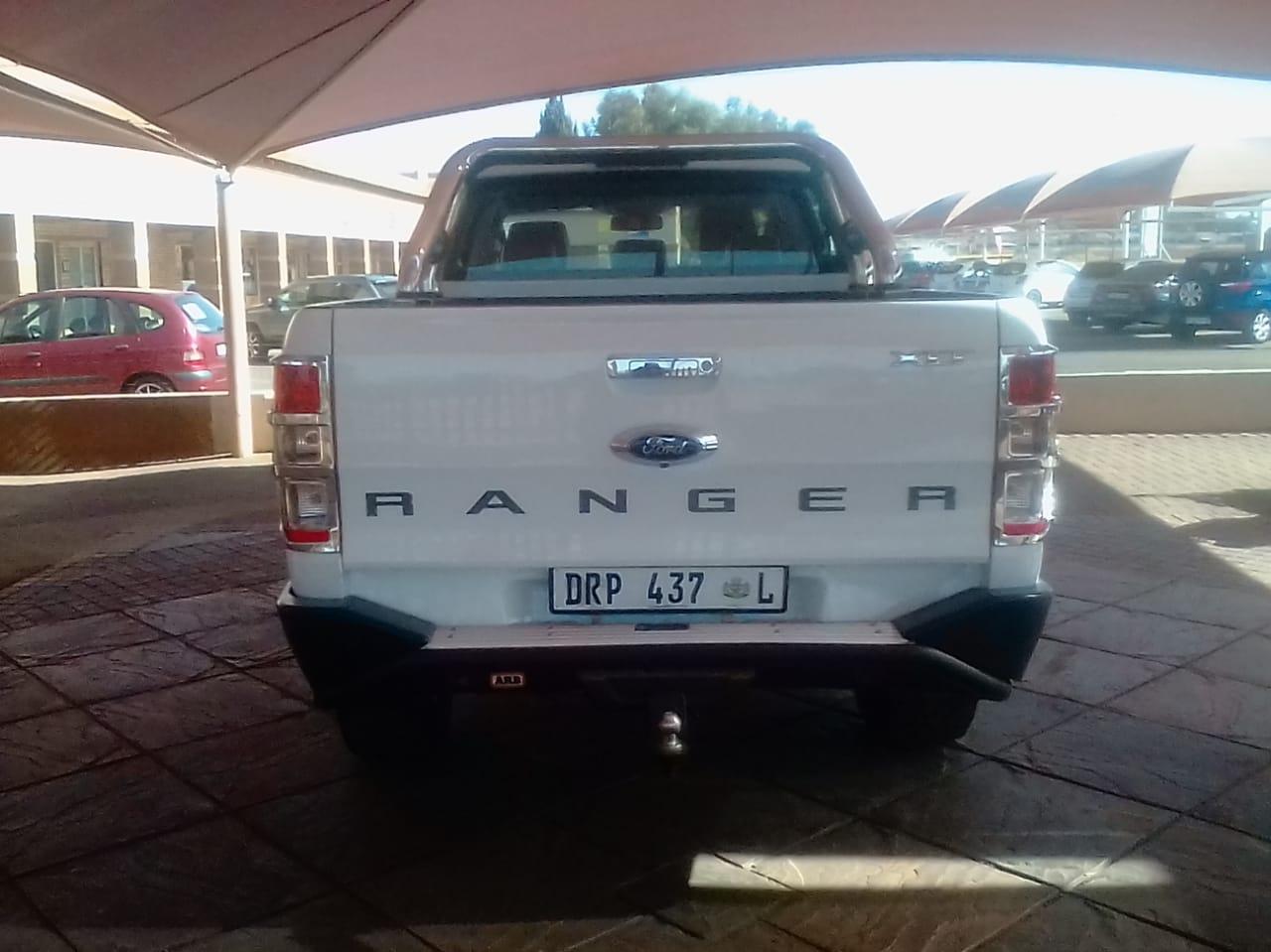 2017 Ford Ranger double cab RANGER 3.2TDCi XLT 4X4 A/T P/U D/C