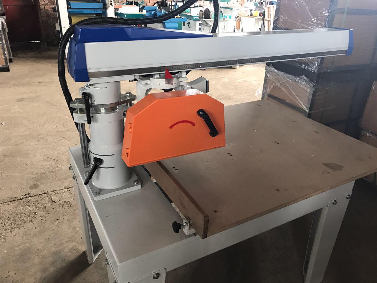 Radial Arm Saw, ROOSMAC, MJ930, 930x110mm, Ø-355mm, 3kW