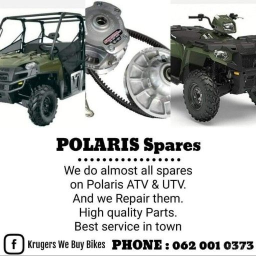 Polaris Spares