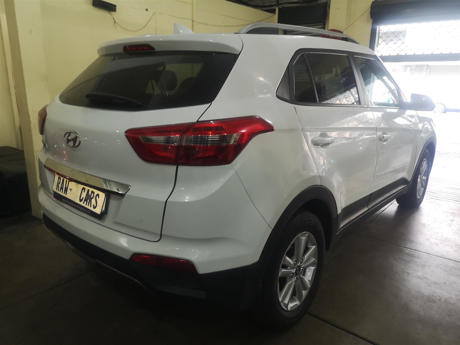 2018 Hyundai Creta 1.6 Executive auto
