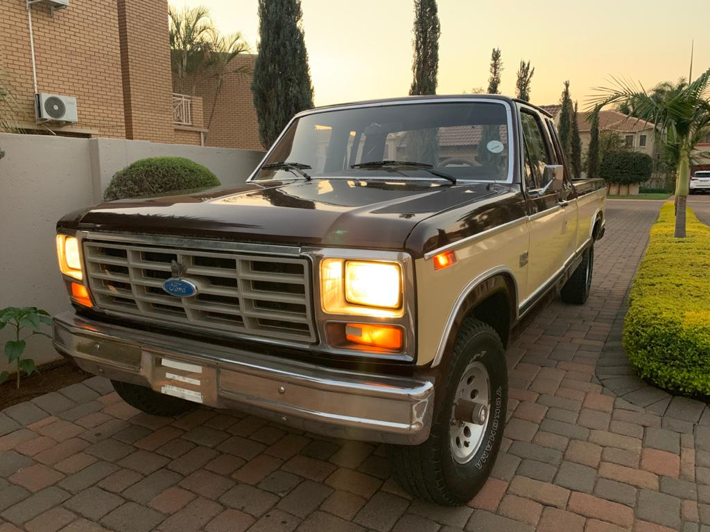 1982 Classic Cars Ford