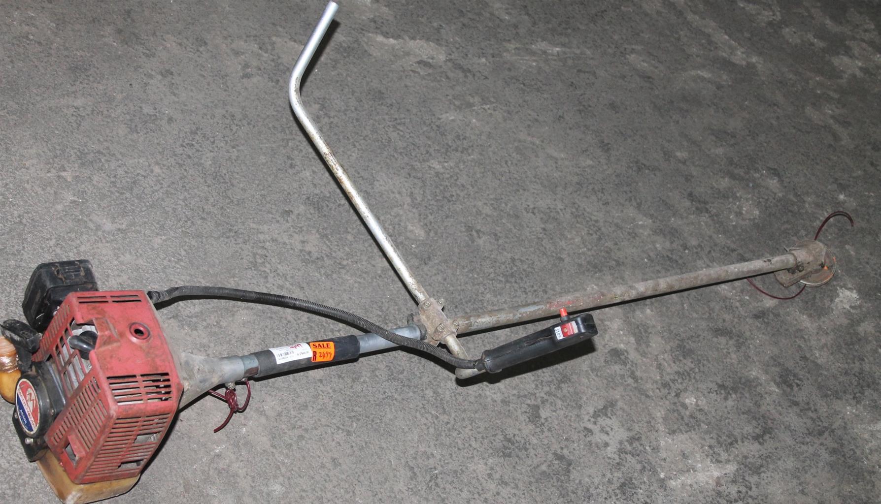 Murayama 50cc petrol weedeater  S035523A #Rosettenvillepawnshop