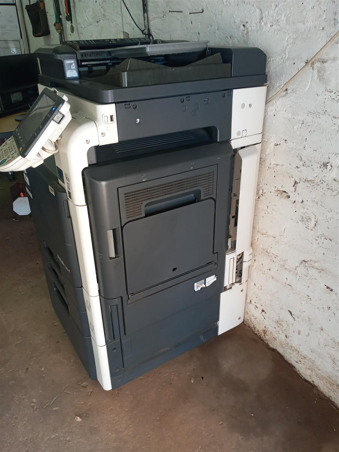 Konica Minolta C364series PCL printer