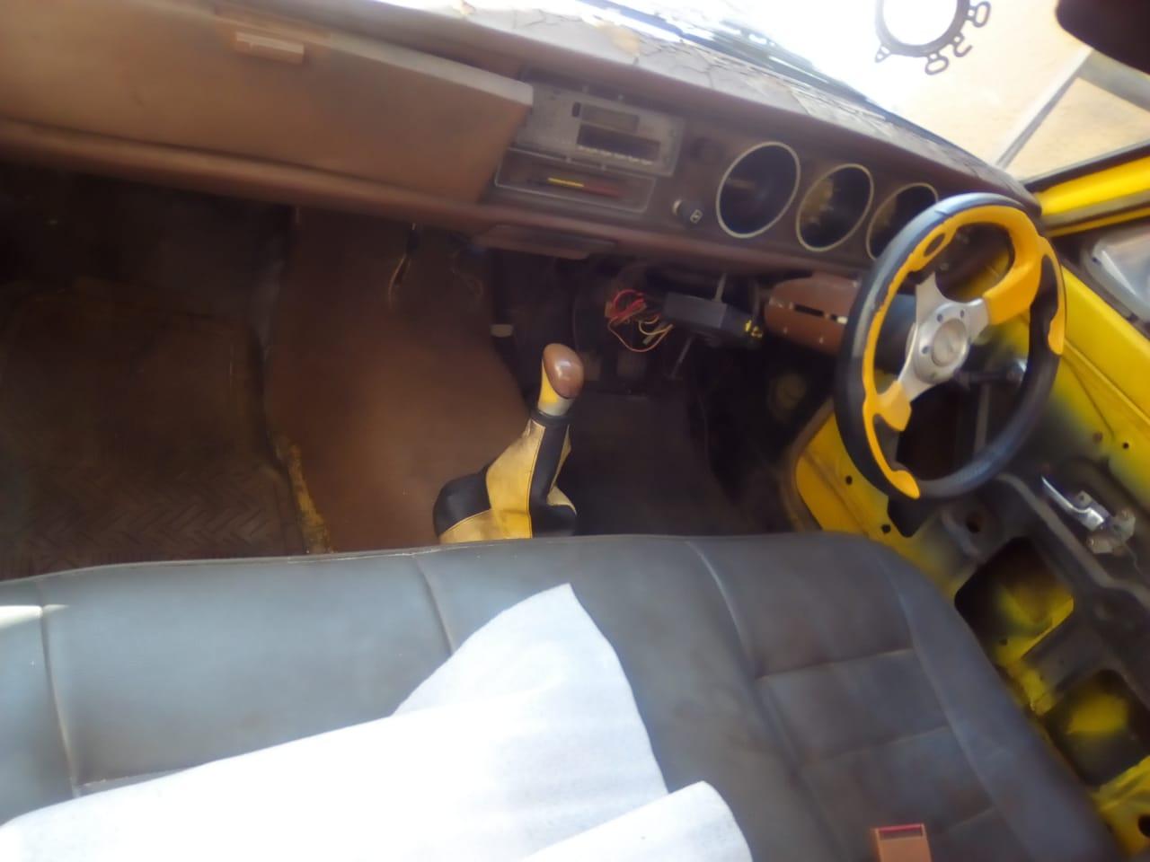 1991 Nissan 1400 Heritage Edition
