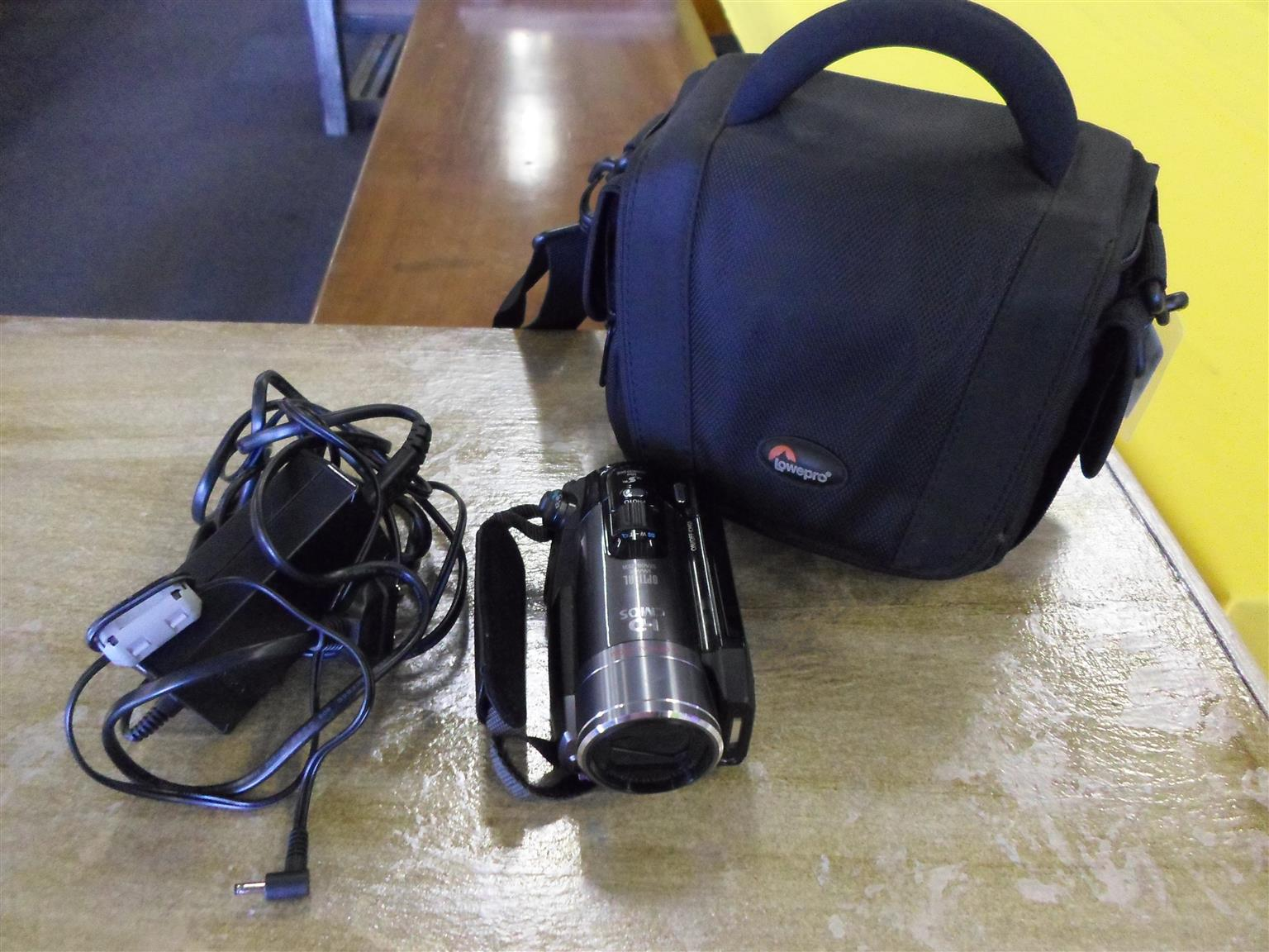 Canon Legria HF200 Video Camera