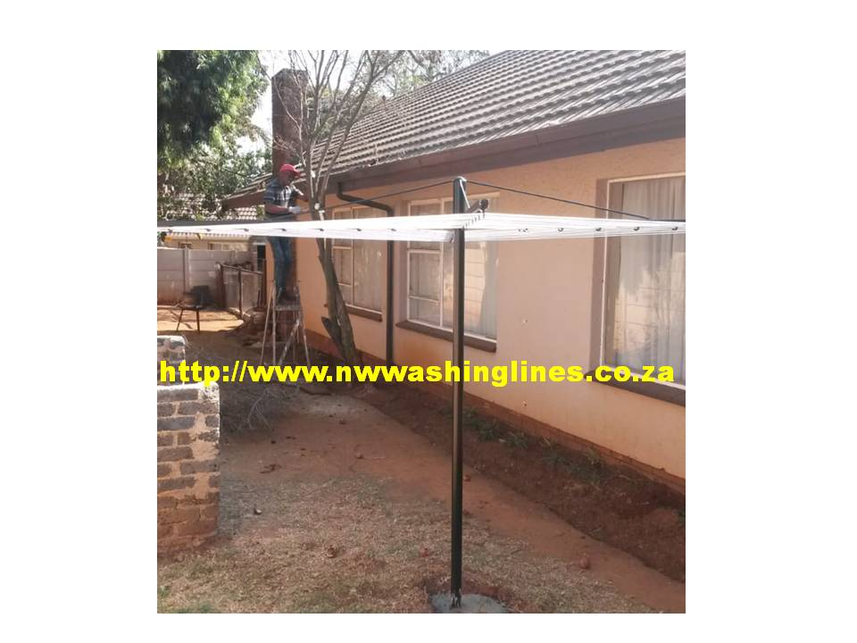 T-Piece, Wall Mounted, Rotating, Balcony, Fold Away, Collapsible, T-Bar lines