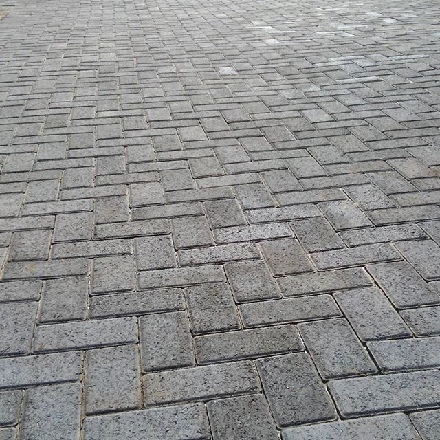 Paving repaired or replaced