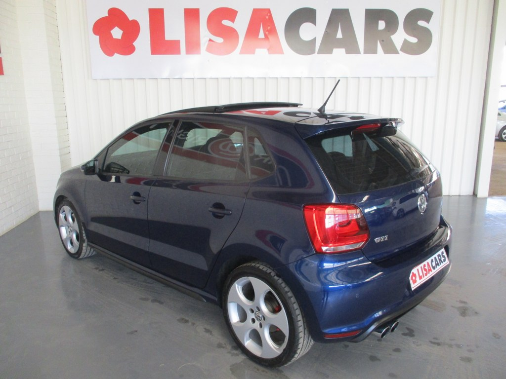 2012 VW Polo hatch POLO 2.0 GTI DSG (147KW)