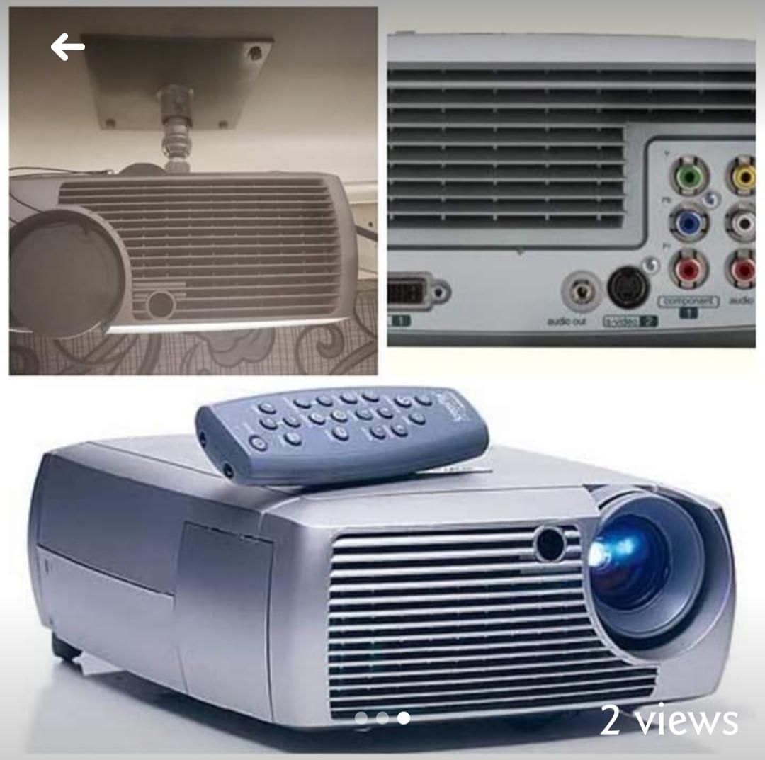 Infocus Optima 4508 DLP home theatre projector