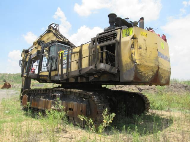 Komatsu PC1250-8R SP Excavator - ON AUCTION