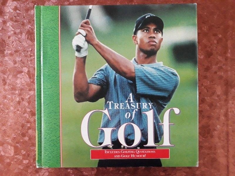 A Treasure Of Golf - Robert Frederick.