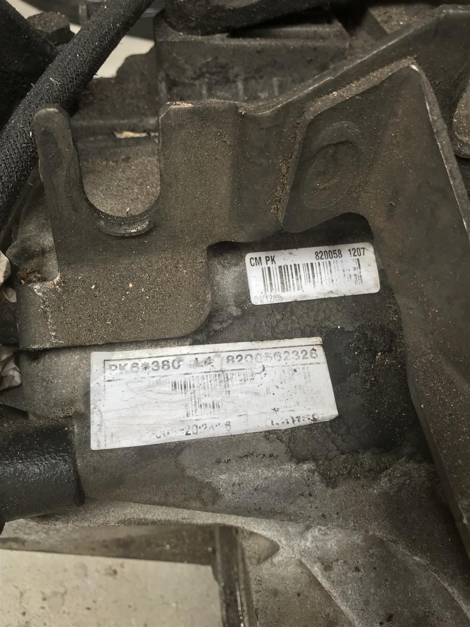 2006 Nissan Interstar