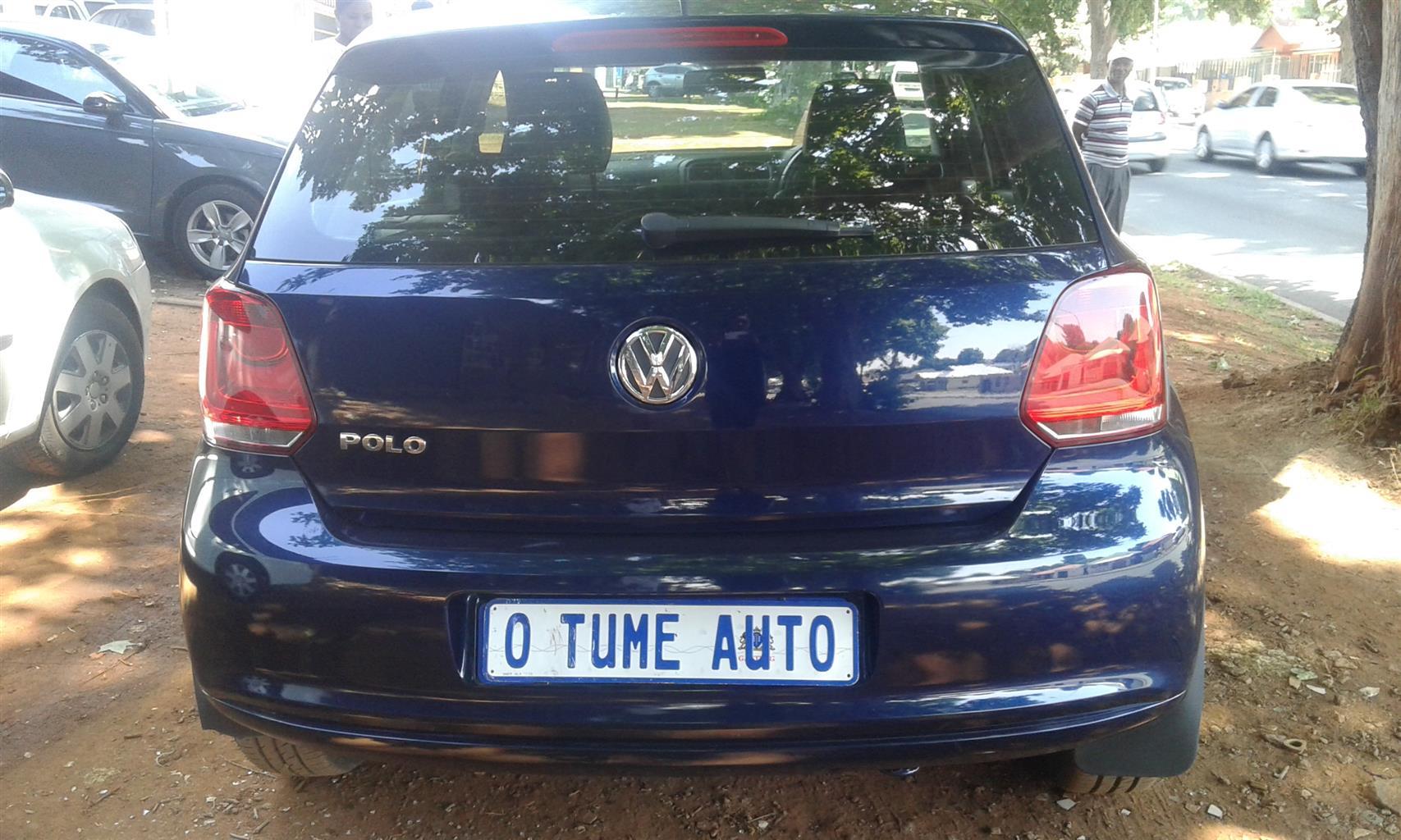 2014 VW Polo 1.4 Comfortline