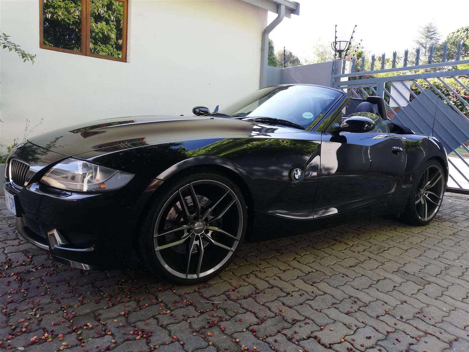 2007 BMW Z4 M roadster Exclusive