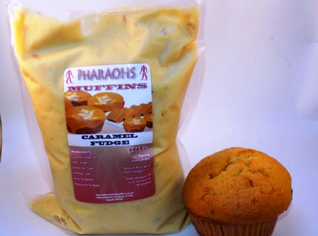 Pharaohs Frozen Bread/ Muffin Mix! Delicious!
