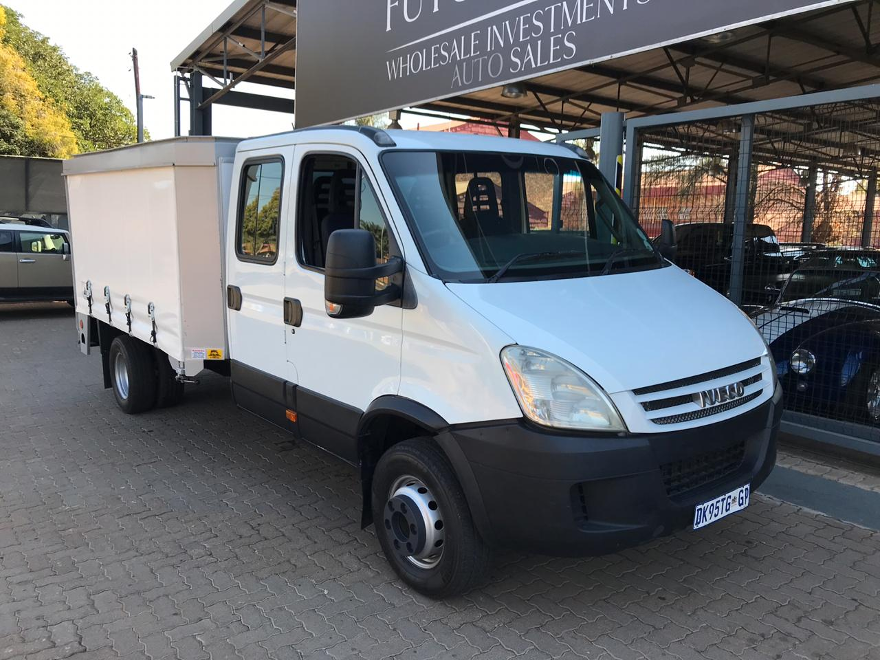2009 Iveco Daily V8 Double Cab