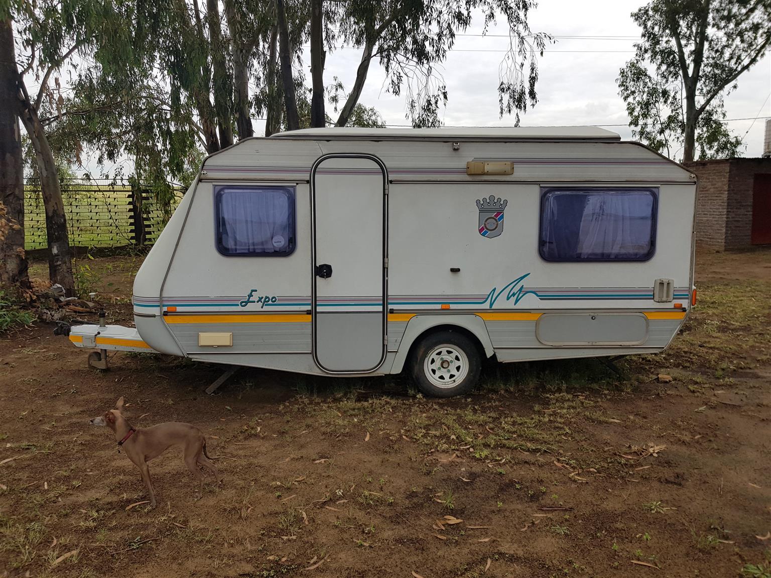 1997 Jurgens Expo Caravan (Full tent + Rally Tent)