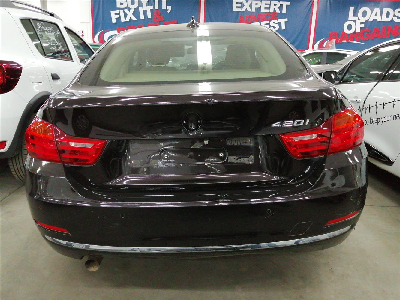 2014 BMW 4 Series coupe 440i COUPE M SPORT A/T (F32) Code 3
