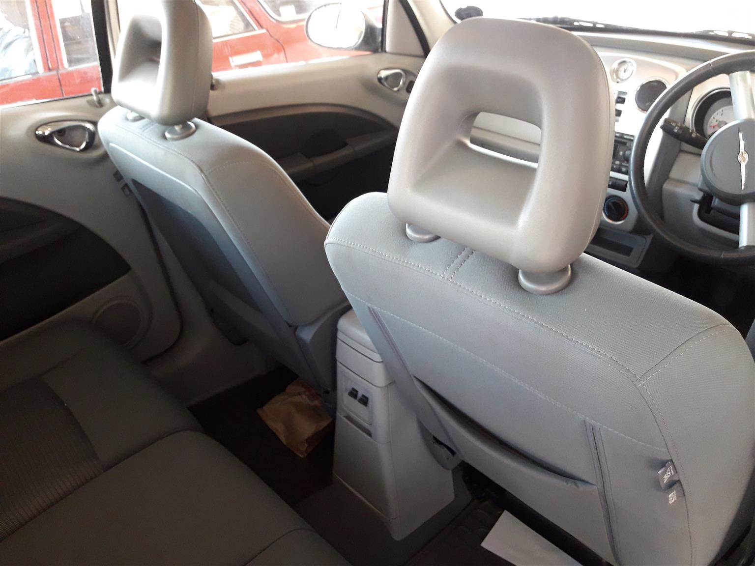 2007 Chrysler PT Cruiser 2.4 Limited