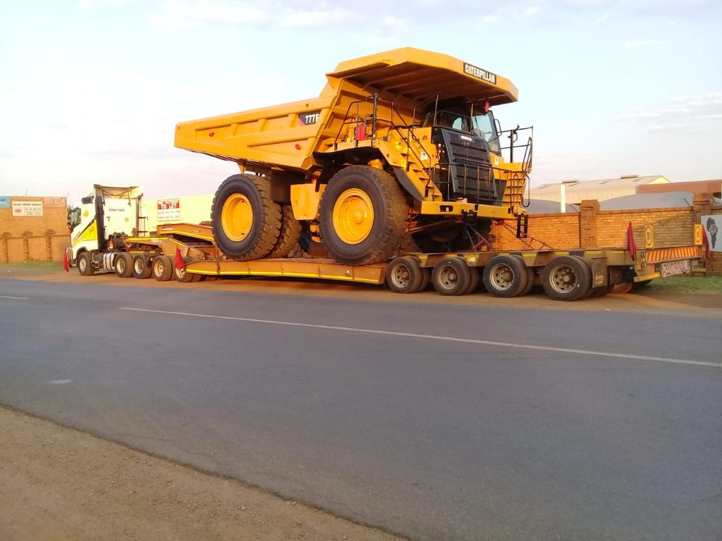Plant and Machinery Transport