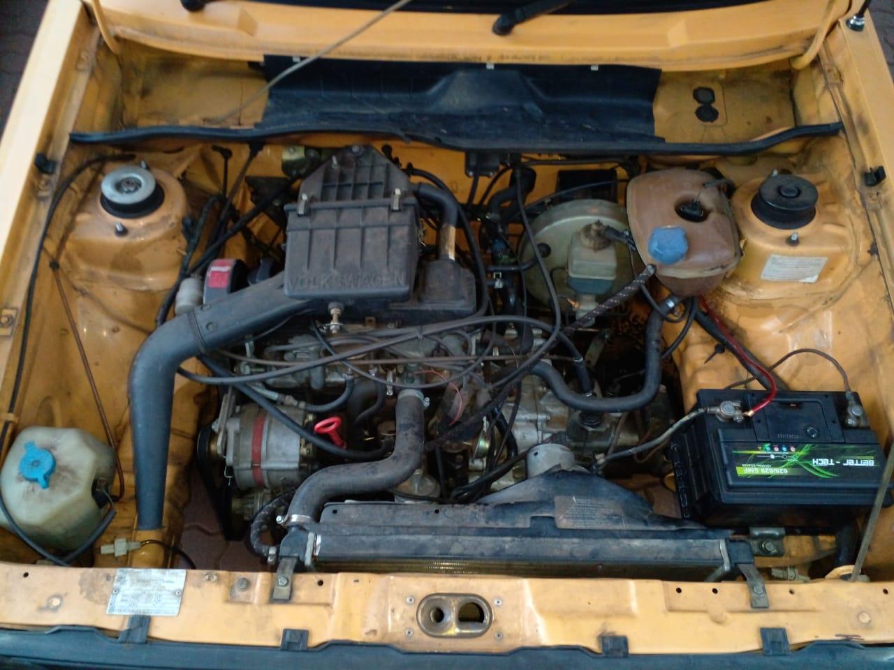 1995 VW CHICO 1.3