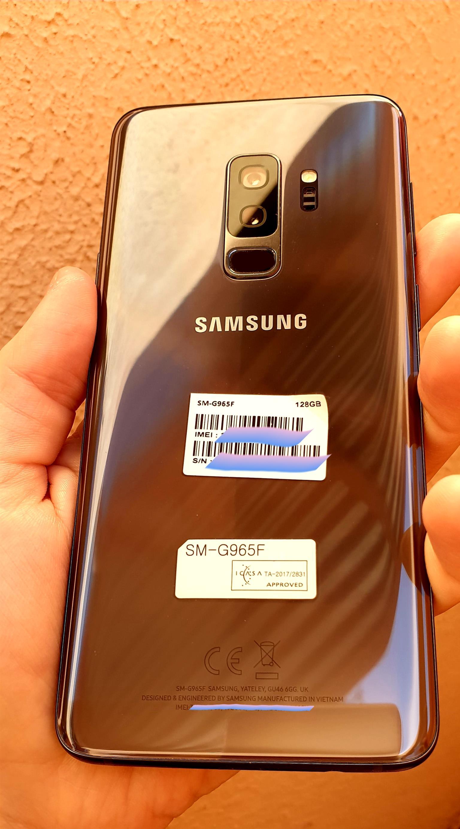 Samsung Galaxy S9 Plus New   Junk Mail