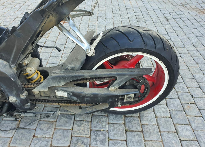 2007/2008 Yamaha R1, Rim
