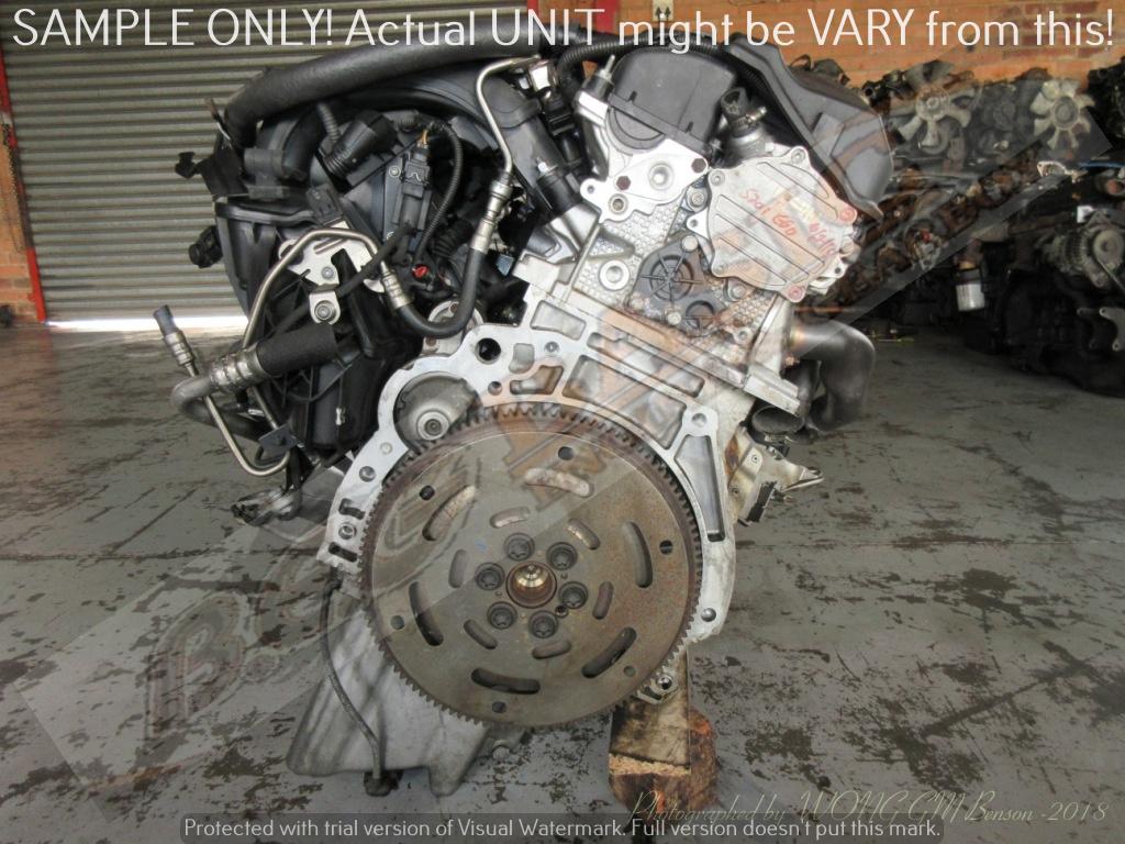BMW N46B20BE -2.0L DOHC 16V Engine -318i E90