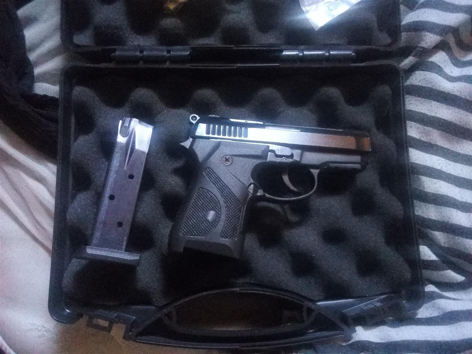 Self defense Formula blank 9mm PAK