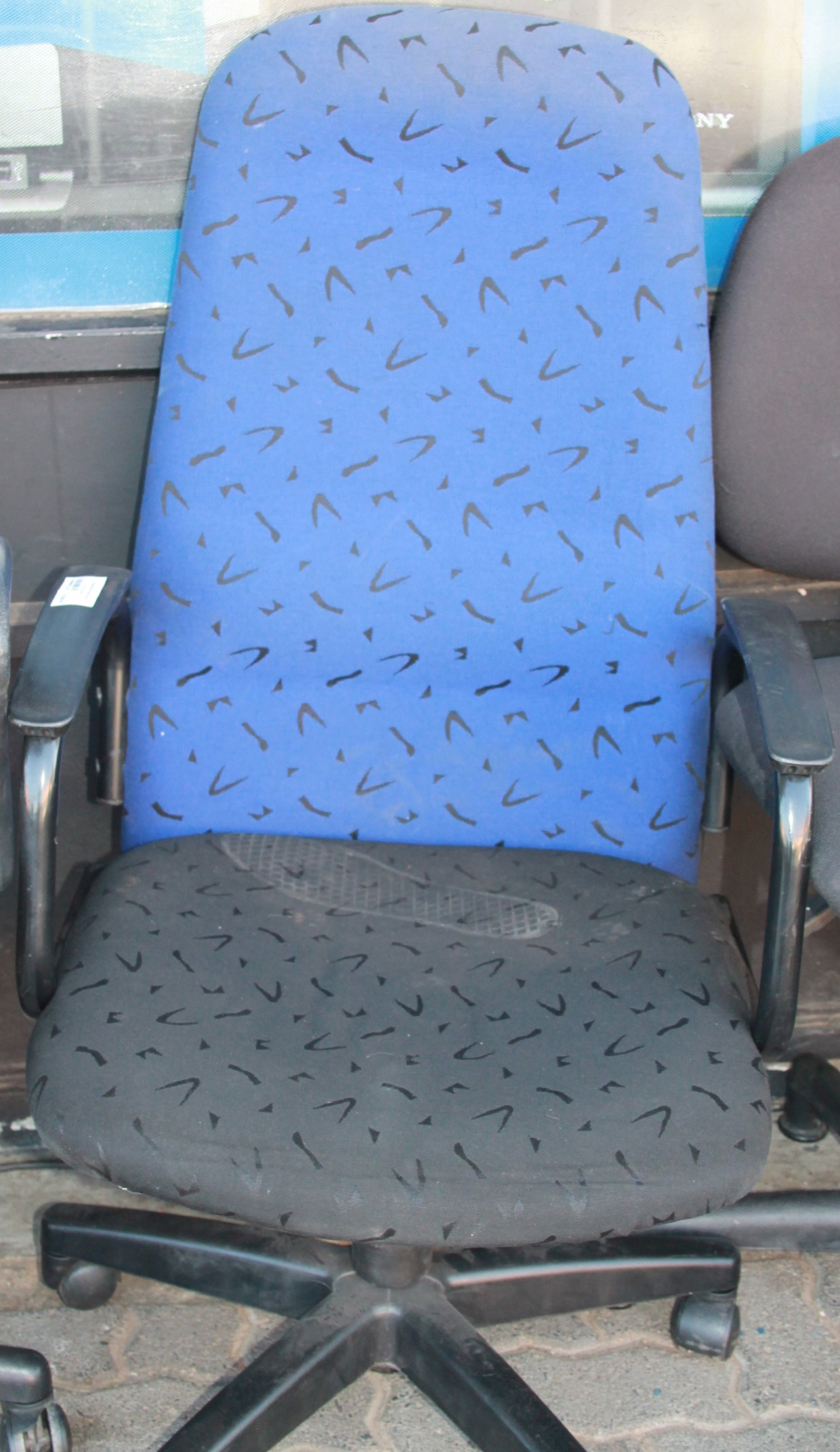 S034956H Office chair #Rosettenvillepawnshop
