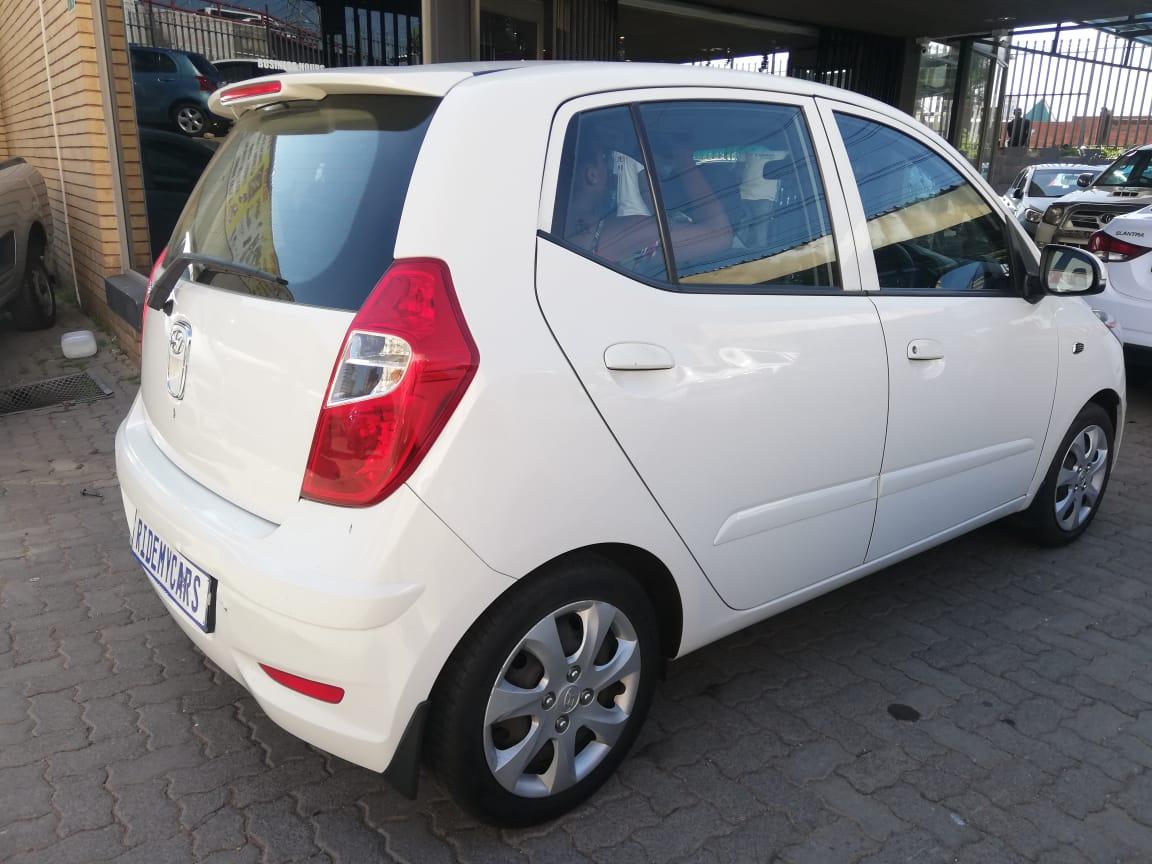 2014 Hyundai i10 1.1 Motion