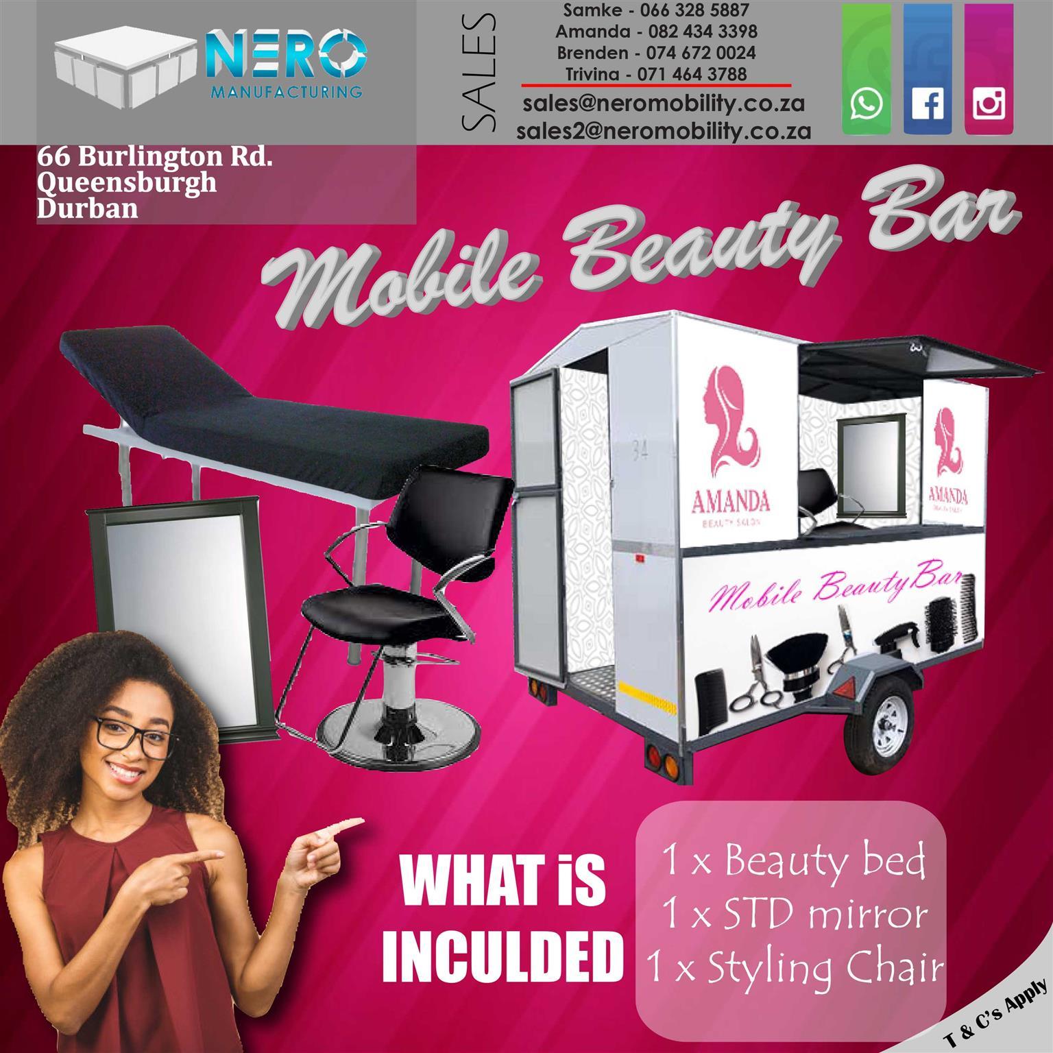 Mobile Beauty Bar