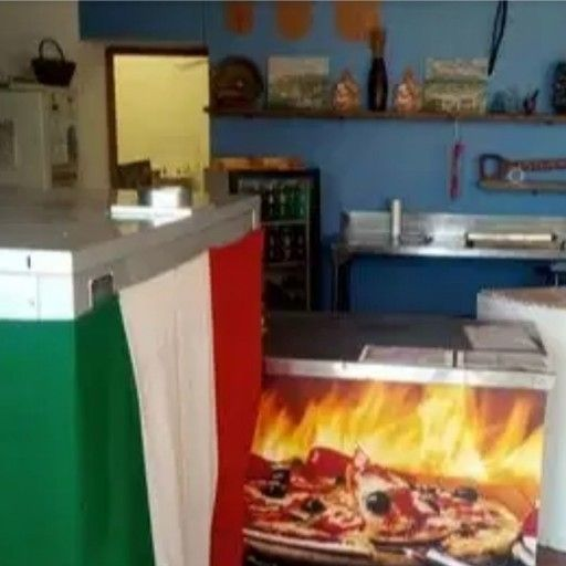 Wood fired Pizza take away for sale