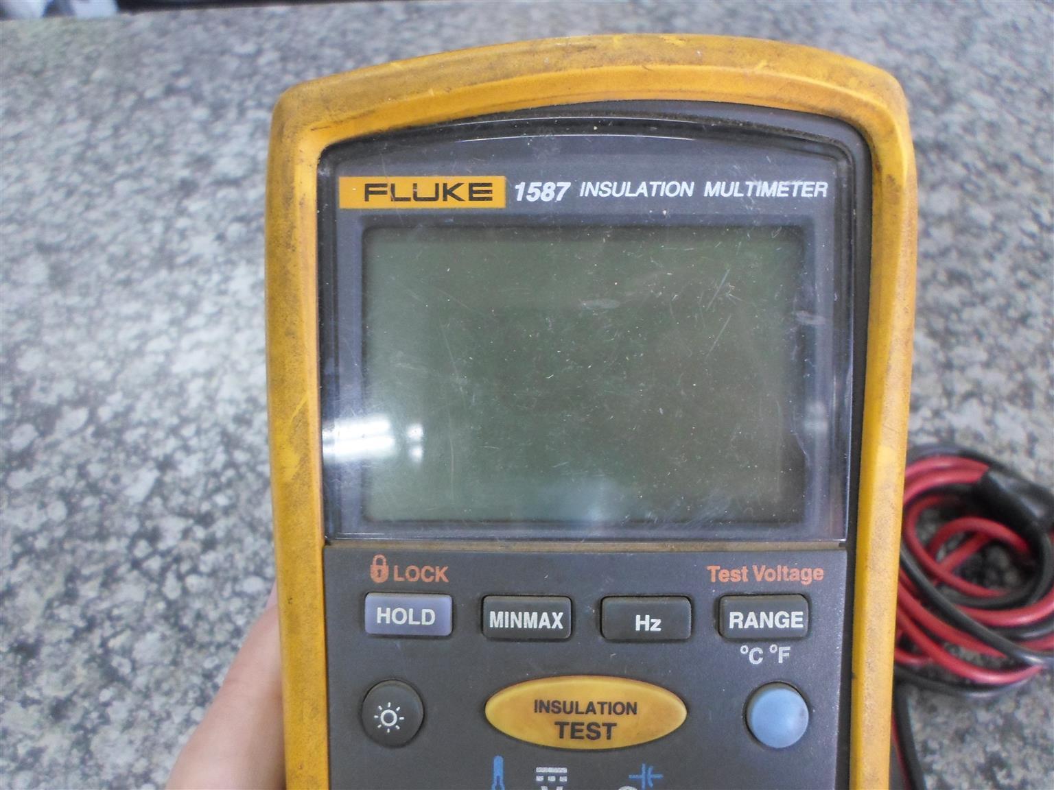 Fluke 1587 Insulation Multimeter