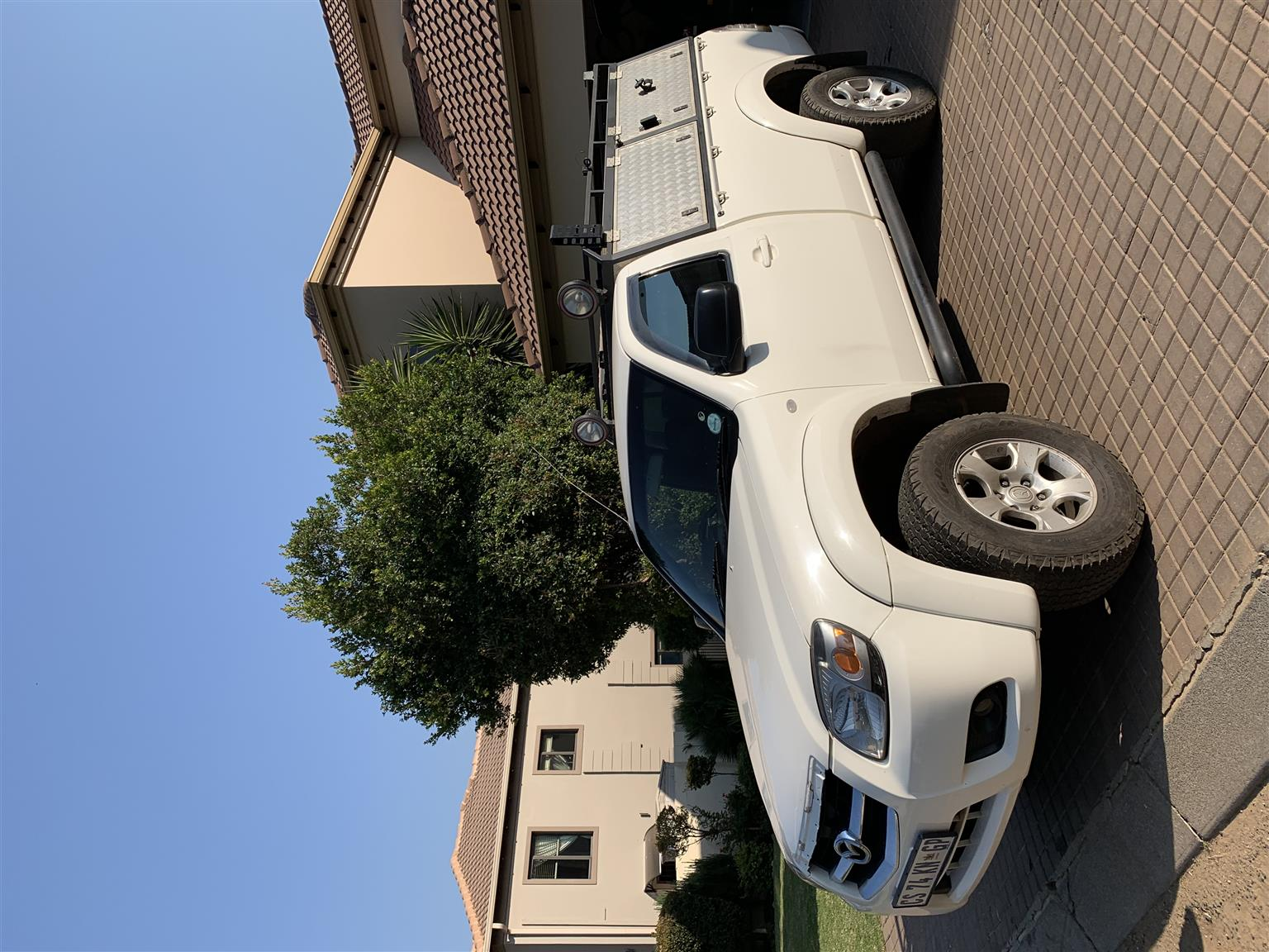 2010 Mazda BT-50 3.0CRD SLX