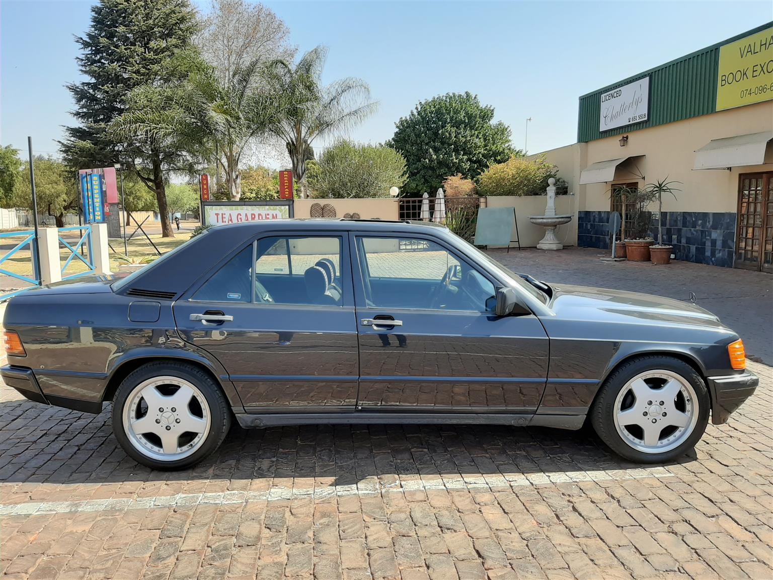 1987 Mercedes Benz 190