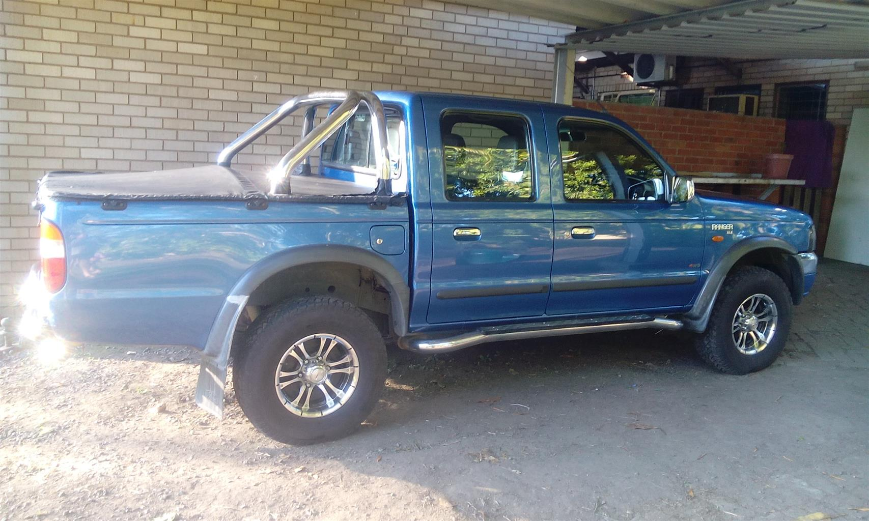 2004 ford ranger 4000 v6 double cab 4x4 xle automatic