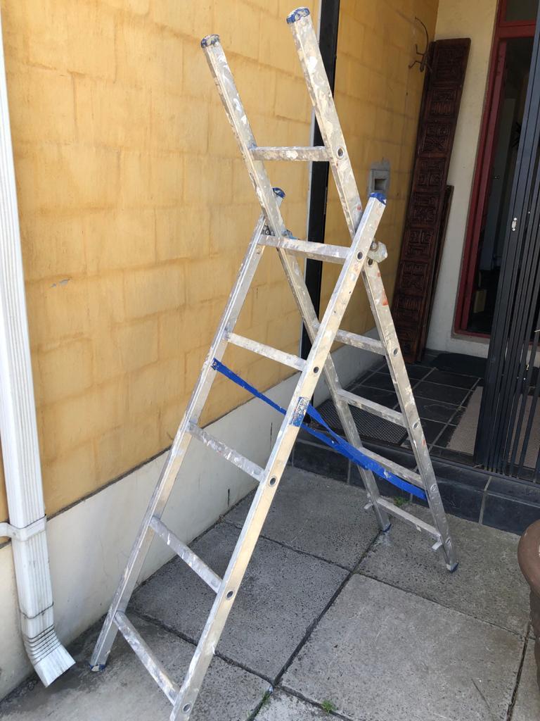 SA Ladder commercial grade 3-Way 2-man Ladder