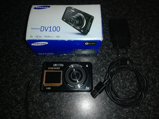 Samsung DV100 16MP Camera