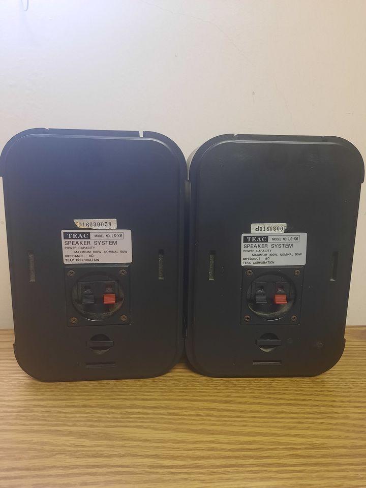 Teac Speaker System