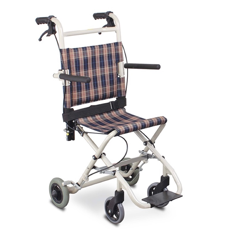 Super Compact and Light Transit Wheelchair. On sale, FREE DELIVERY COUNTRYWIDE