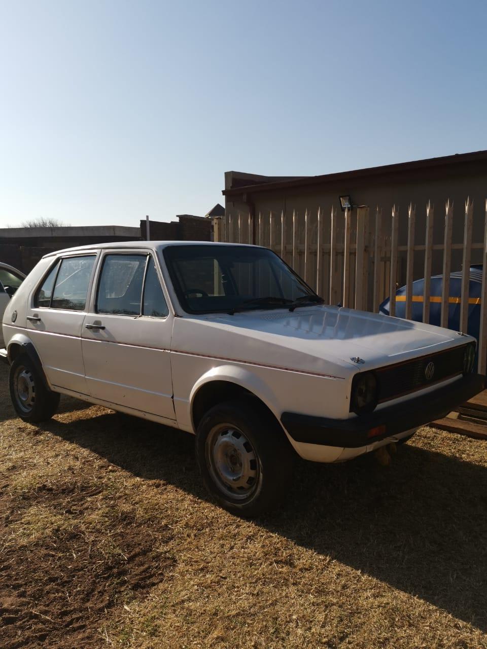 1984 VW Citi