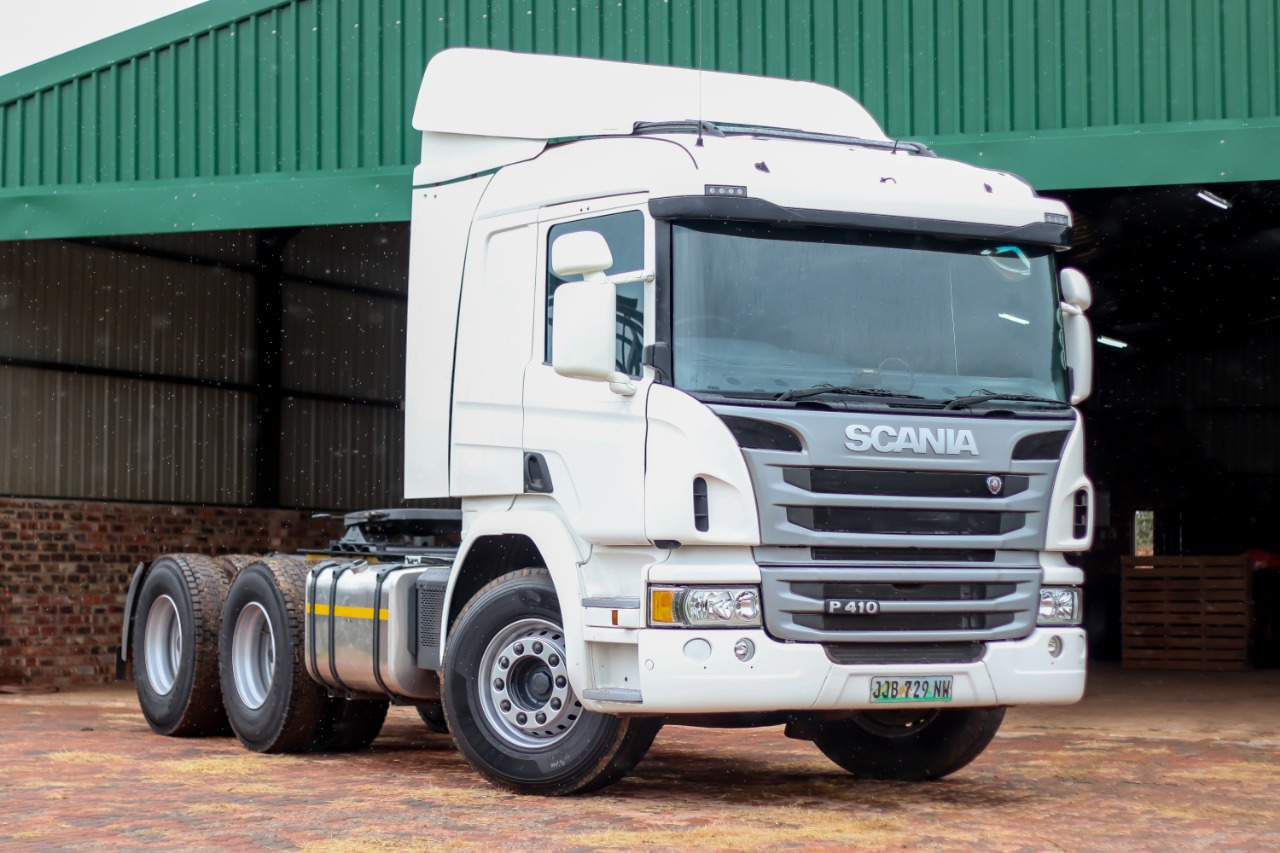 2015 Scania P410