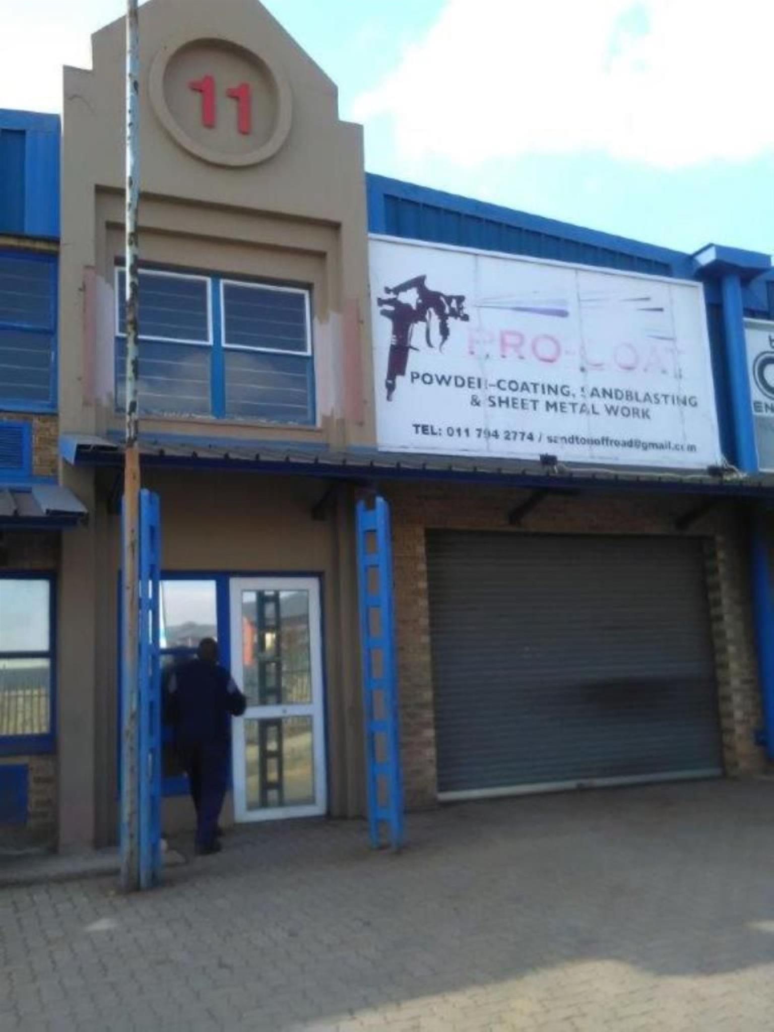 Industrial Rental Monthly in HONEYDEW