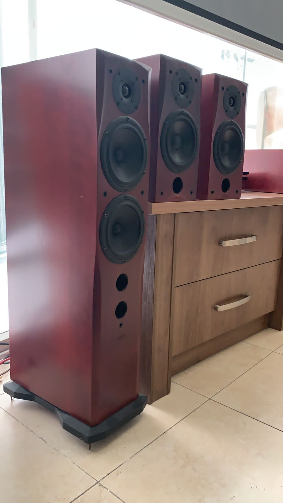 SONOR AUDIO 7.0 HOME THEATRE PACKAGE