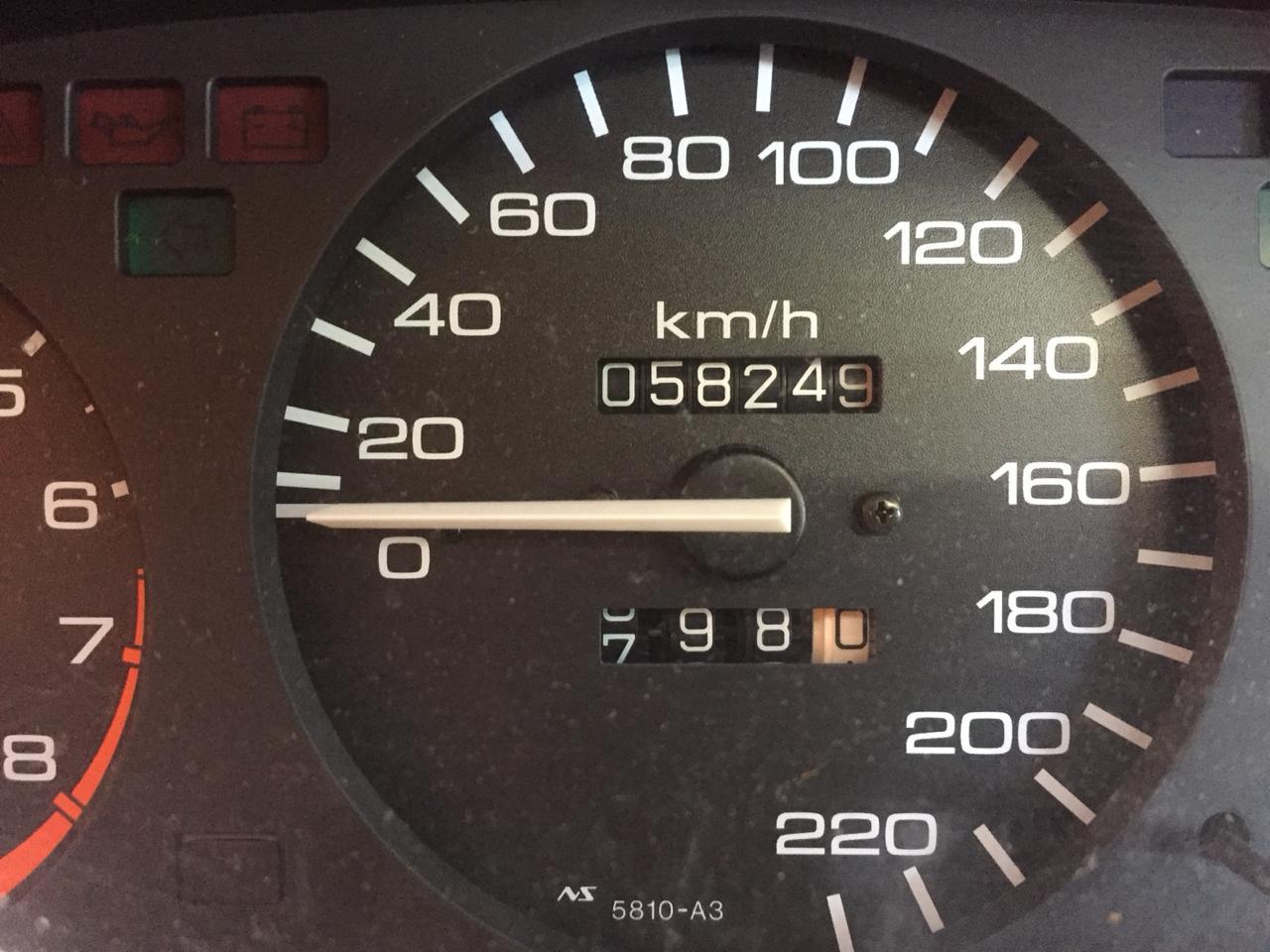 1996 Honda Ballade 1.5 Comfort automatic