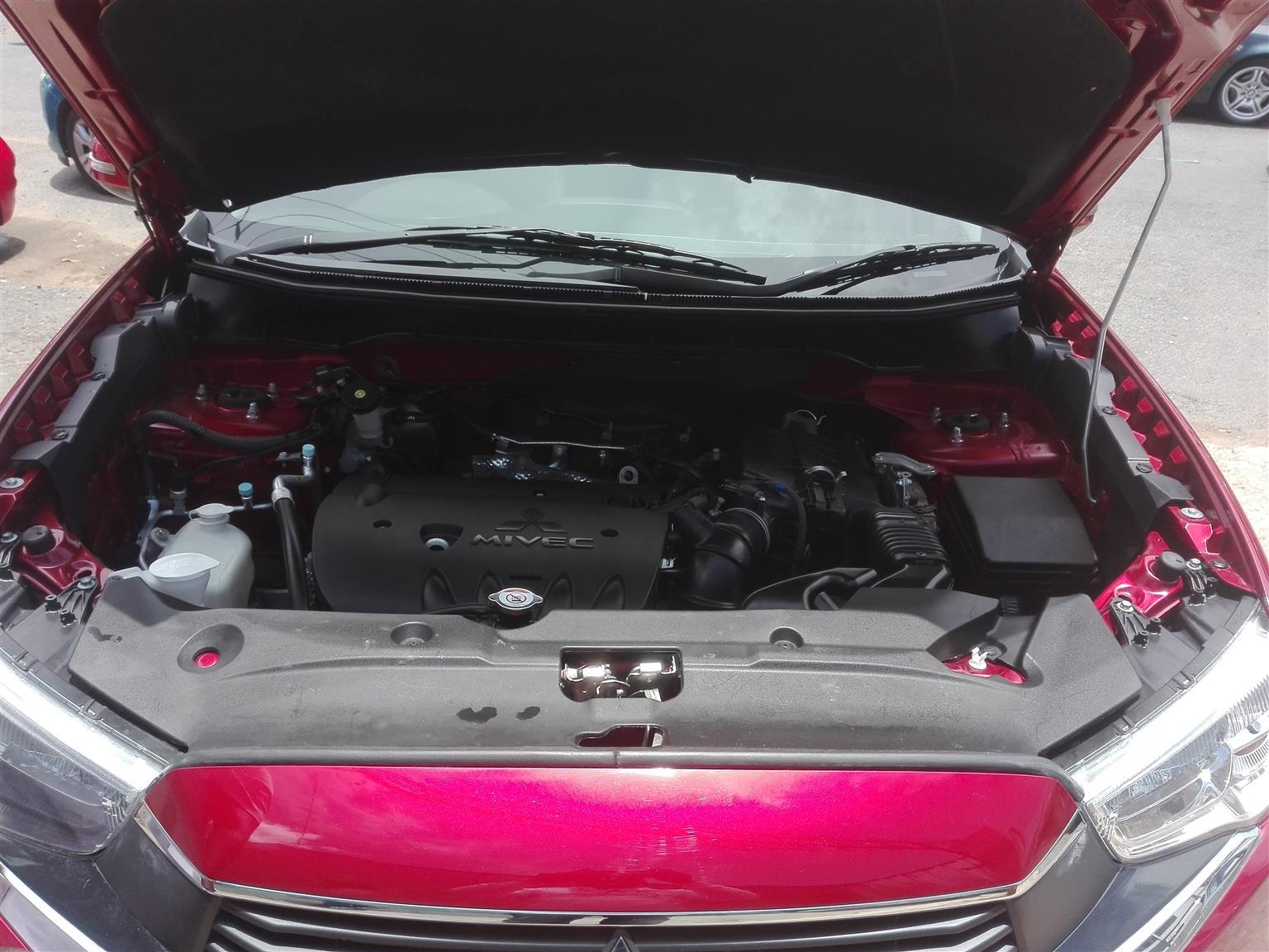 2017 Mitsubishi ASX 2.0 GL auto